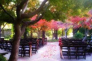 Saratoga Foothill Club Bay Area Wedding Venue