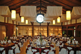Saratoga Foothill Club Reception Venue in the Bay Area